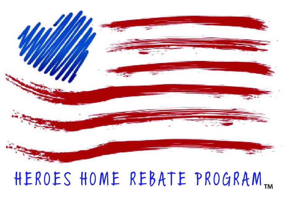 Heroes Home Rebate Program